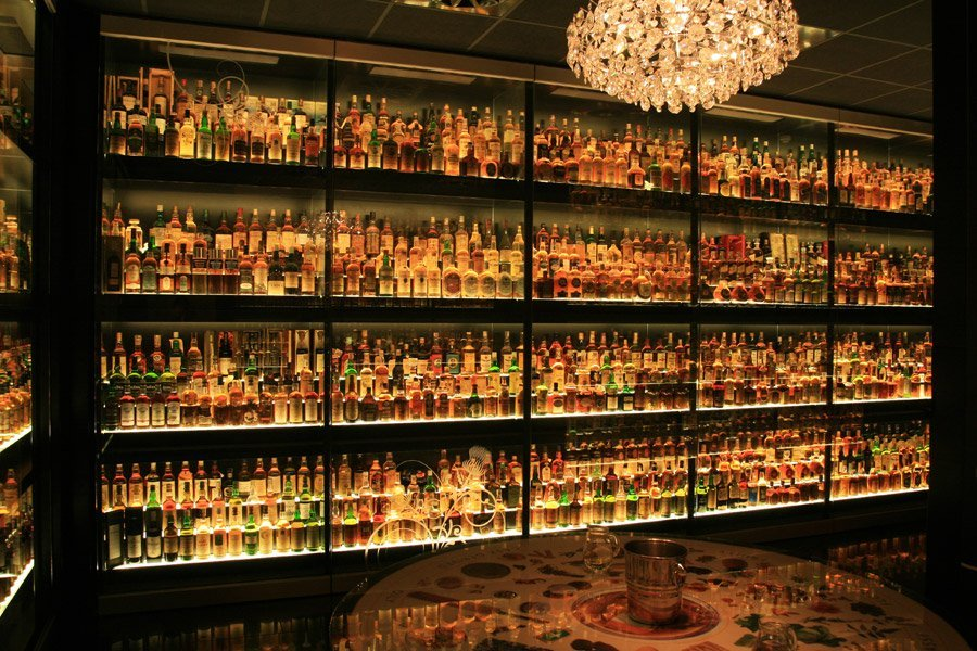 Museo del whisky Edimburgo