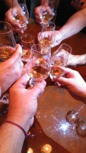 Whisky con amigos