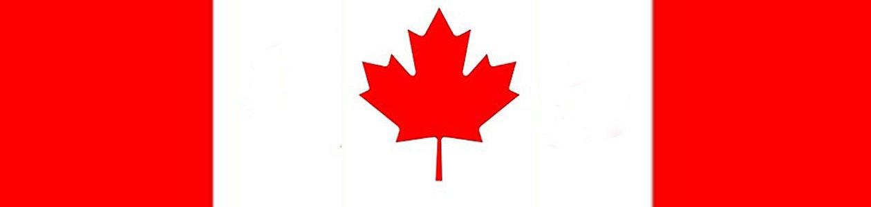 Bandera Canadá- Whisky en Canadá