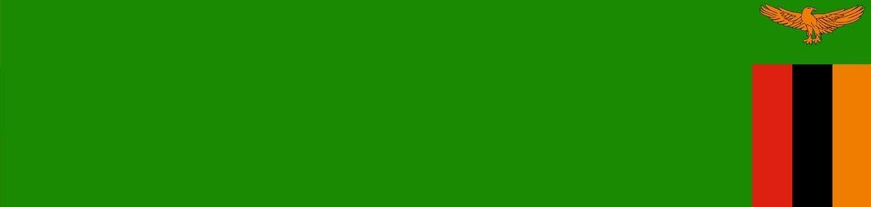 Bandera de Zambia-Whisky de Zambia