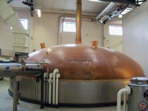 Fermentador-Elaboración del whisky