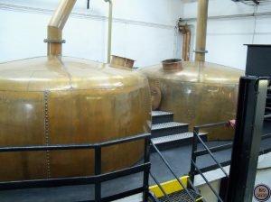 Fermentadores-Elaboración del whisky