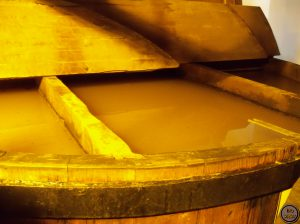 Fermentación-Elaboración del whisky