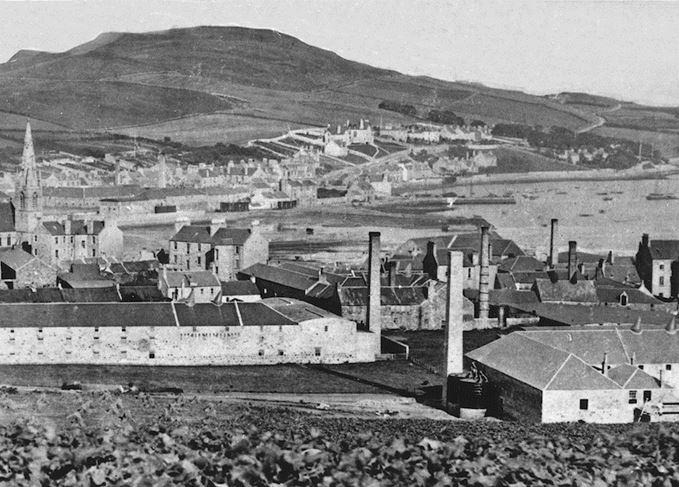 Campbeltown fines 1870