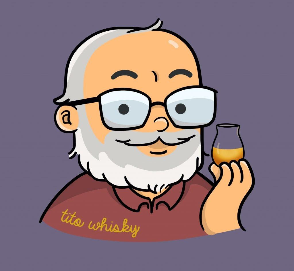 Logo tito whisky