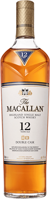 Macallan 12 años Double Cask
